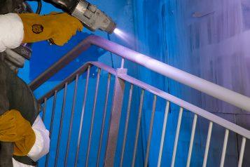 Hot Zinc Spray vs. Hot Dip Galvanizing