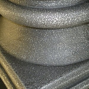 Close-up of Cast Iron