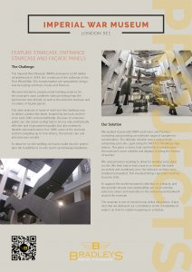 Thumbnail of case study for Imperial War Museum London