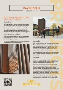 Pavilion H Case Study cover image